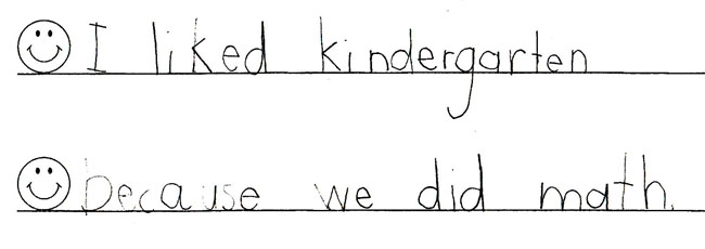 Kids Handwriting Before and After | Handwriting Without Tears®
